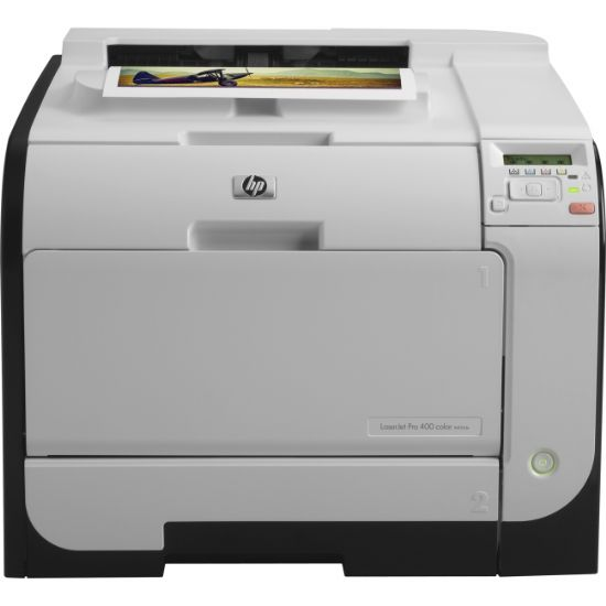 Colour LaserJet M451 series